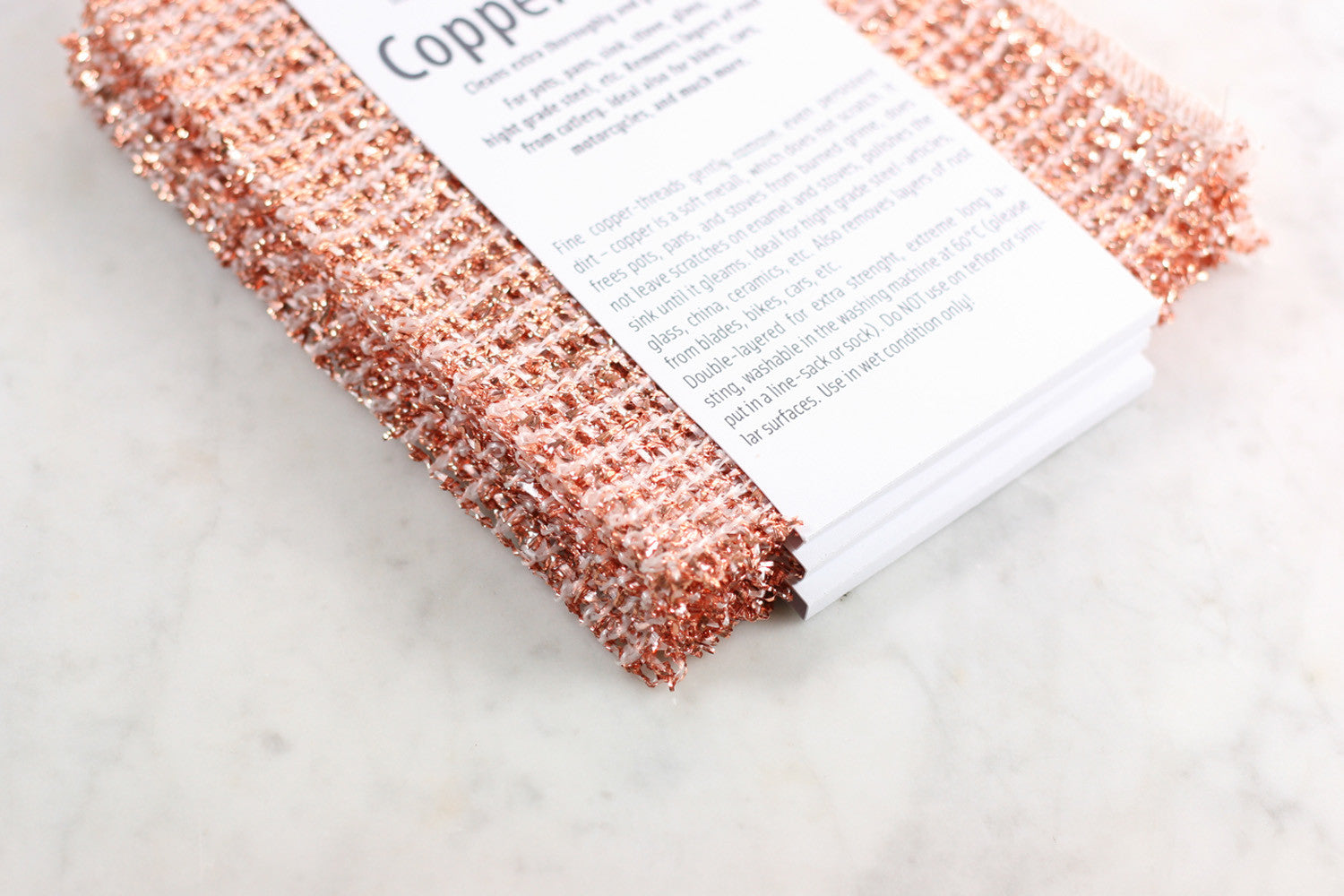 Copper Cloth- Set of Two