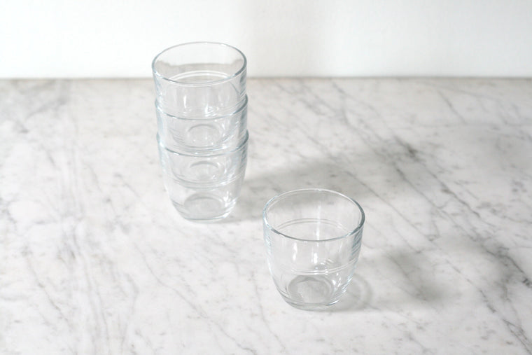 Duralex 'Gigogne' Tumbler Small, Set of 2