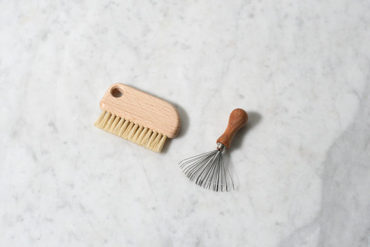Burstenhaus Redecker Hairbrush Cleaning Set