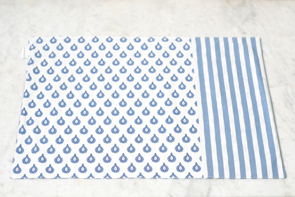 Provence Print Indianaire Reversible Placemat