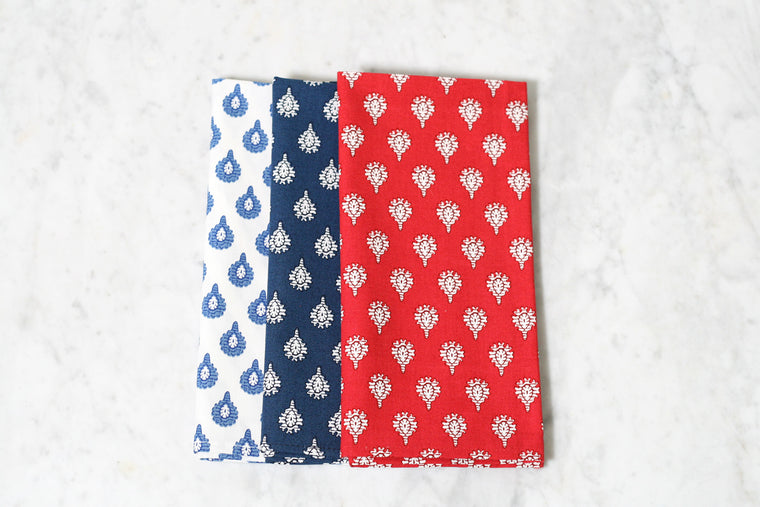 Provence Print Indianaire Napkins