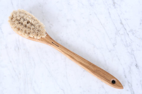 Iris Hantverk Long Handled Bath Brush