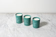 Kerzon Flâneries Collection, Set of 3 Candles