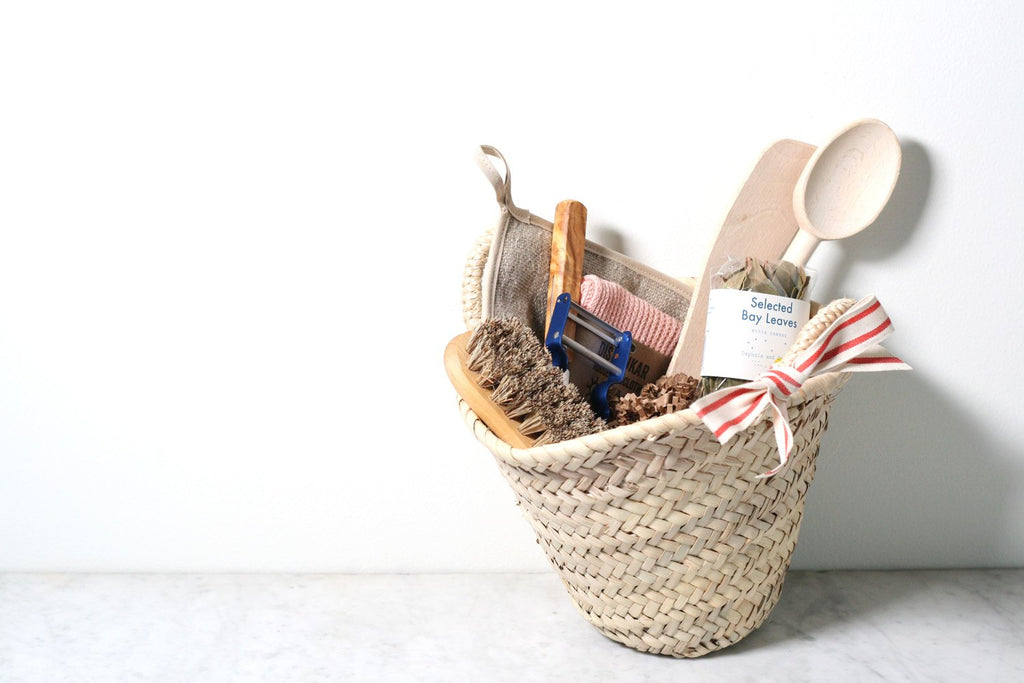 Kitchen Basics Gift Basket