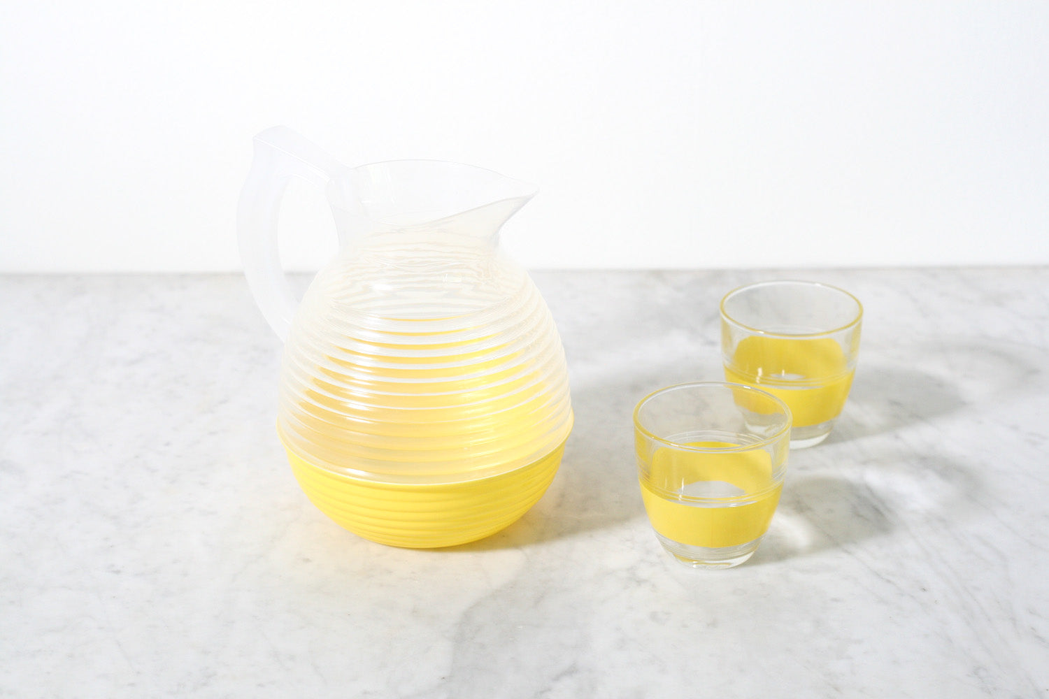 La Carafe Francaise and Duralex Set