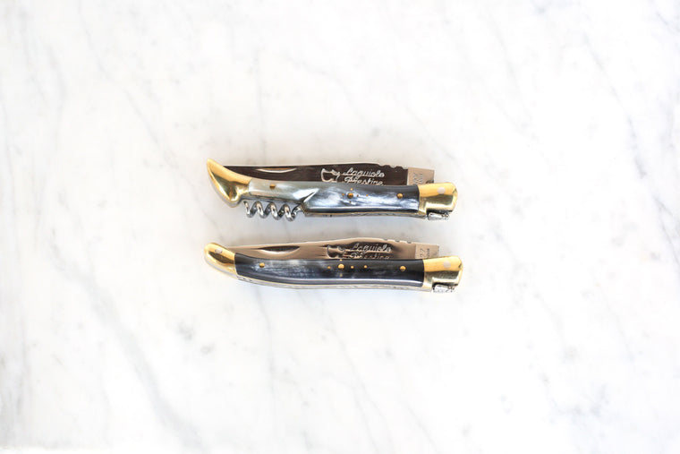 Laguiole Folding Pocket Knife