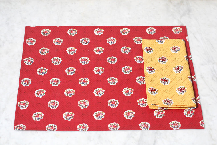 Provence Print Maianenco Placemat