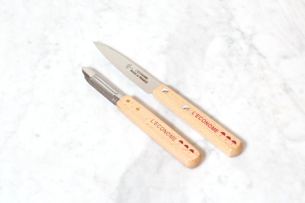 L'Econome Natural Paring Knife