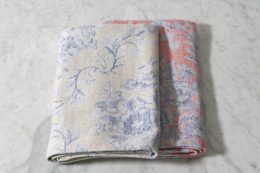 Farmer Damask Linen Towel