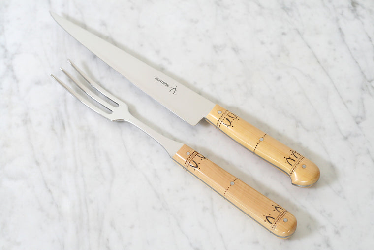 Nontron Carving Set