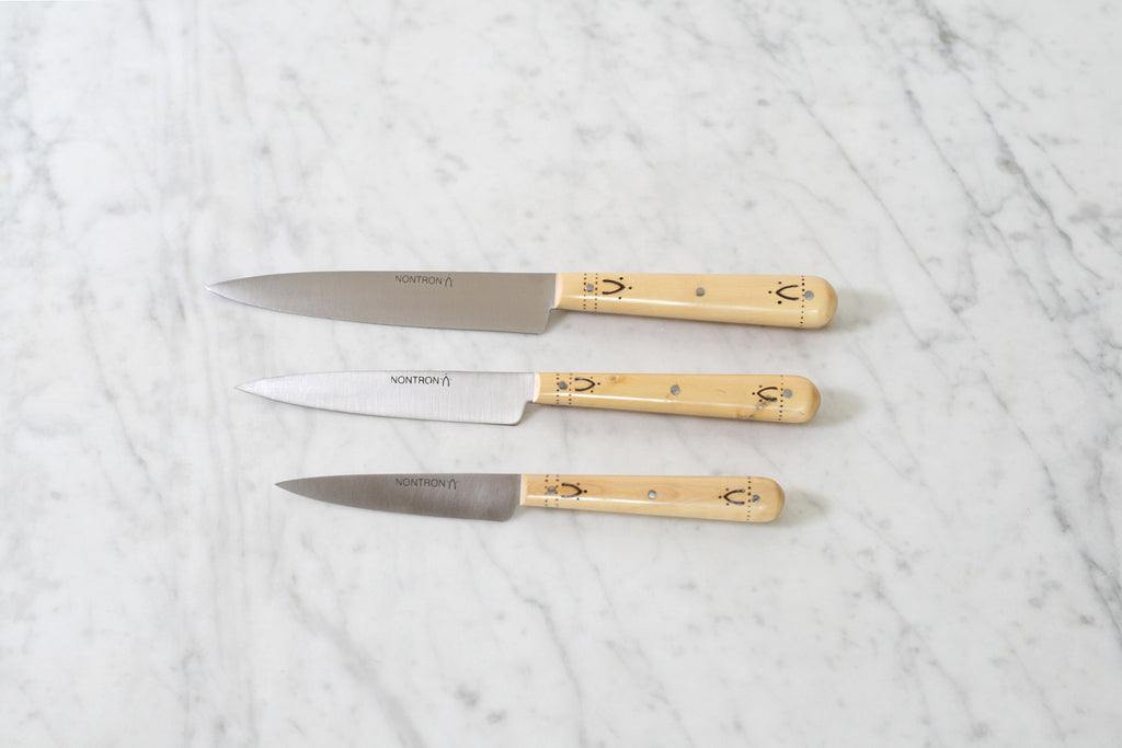 Nontron Classic Paring Knife