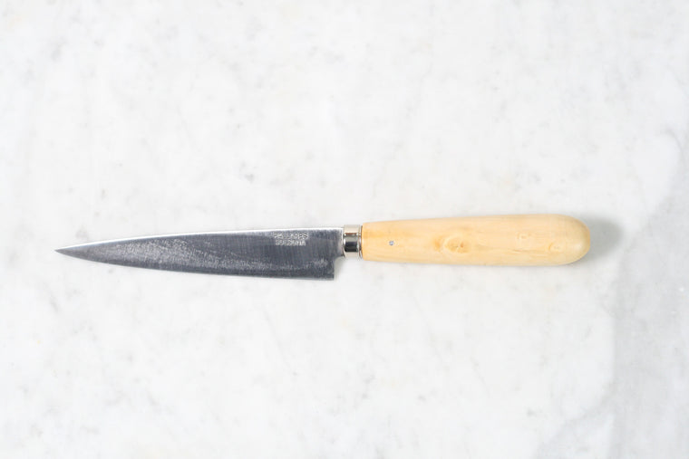 Pallarès Solsona Straight Blade Knife, imperfect