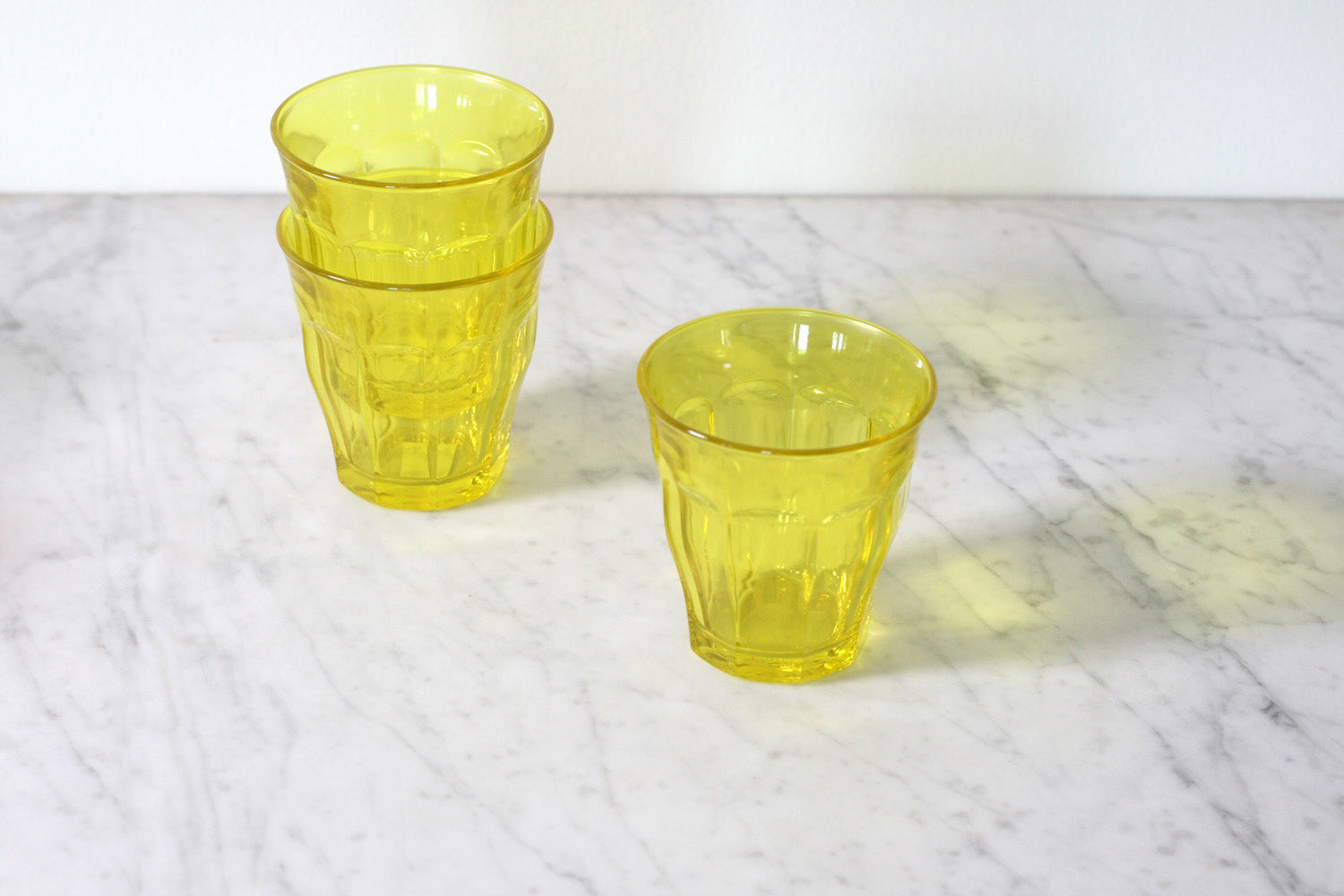 Duralex 'Picardie' Colors Tumbler Yellow