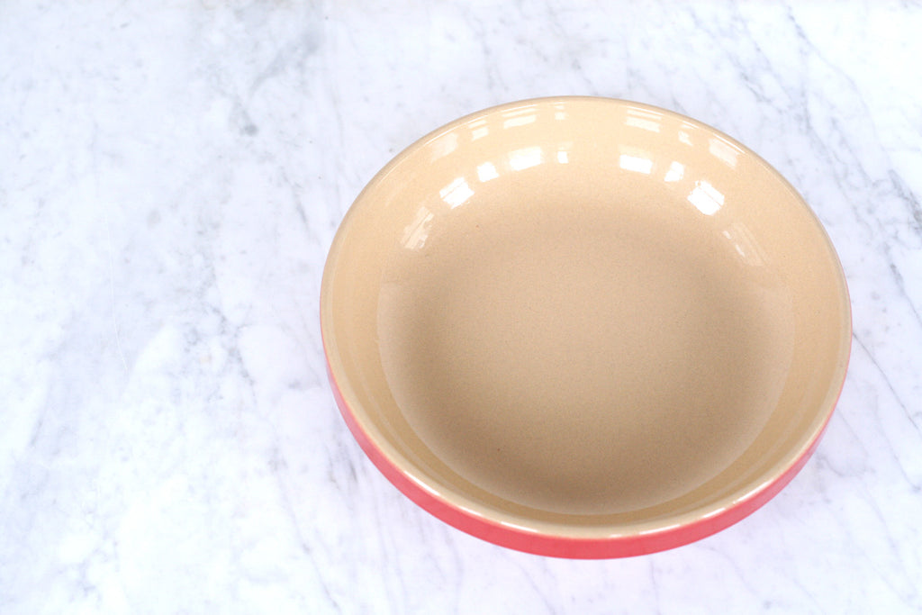 Poterie Renault Round Baking Dish