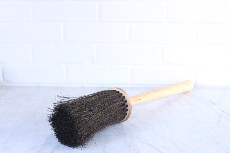 Iris Hantverk Porch Broom with Short Handle