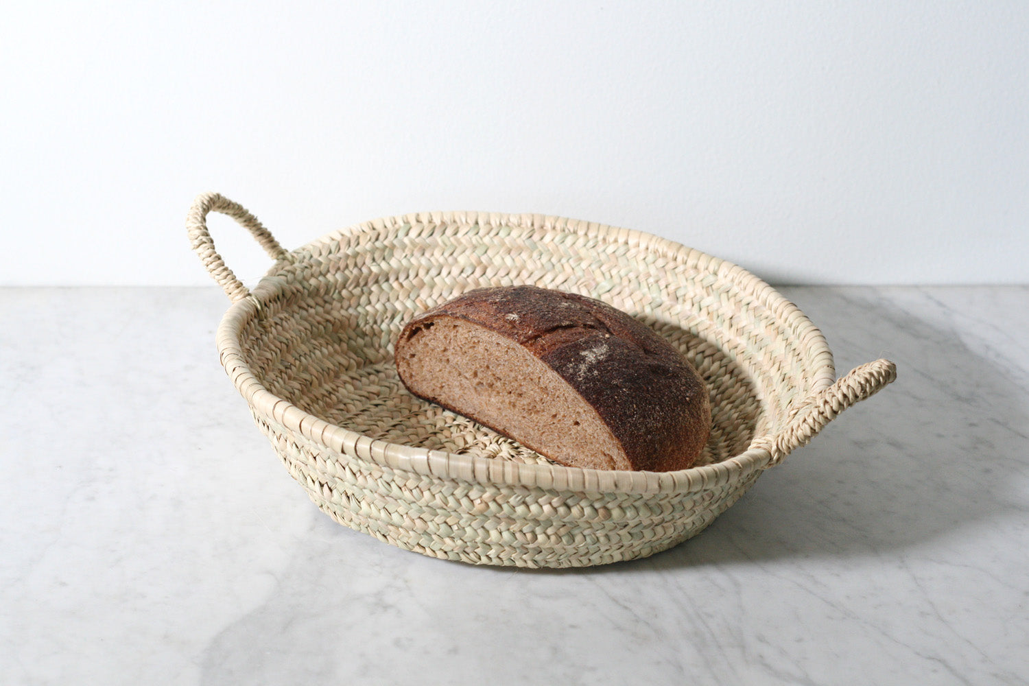 Moroccan Fruit & Bread Basket