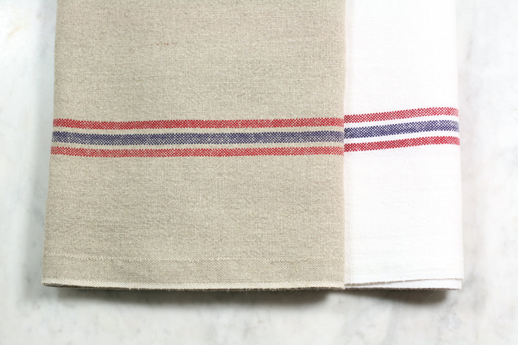 Charvet Editions Striped Dishtowel