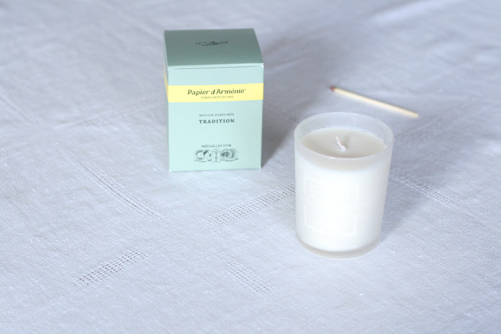 Papier d' Armenie Tradition Candle