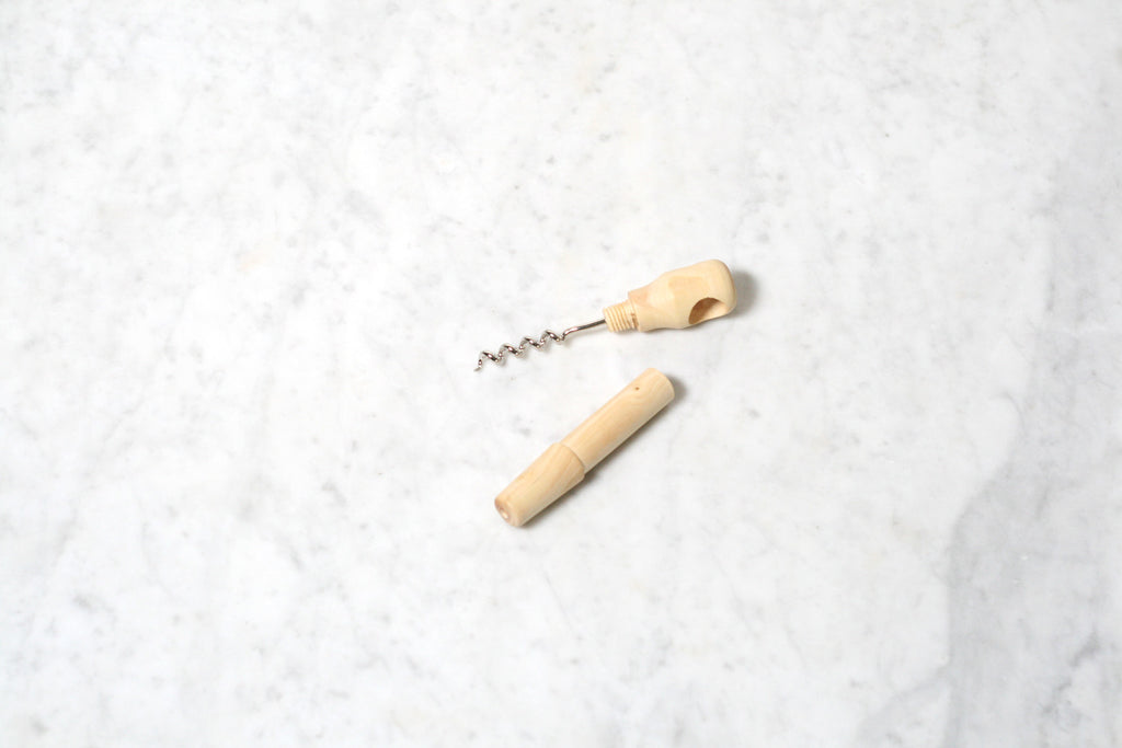 French Pocket Corkscrew