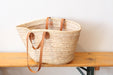 French Market Basket, Dual Handle
