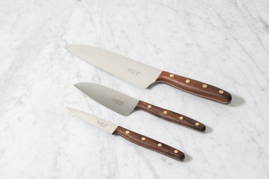 Robert Herder K1 Paring Knife, Walnut Handle