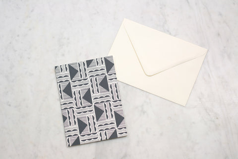Esme Winter Fold Note Card