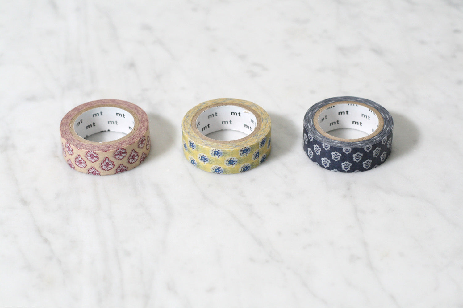 mt x Les Olivades Washi Tape