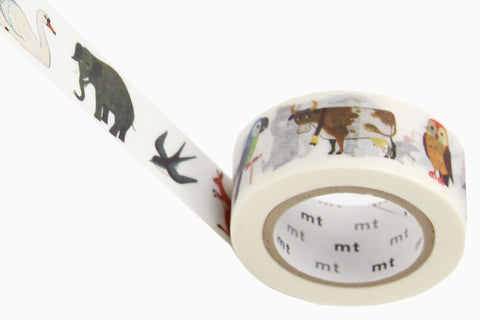 MT Masking Tape - Alain Gree Animal