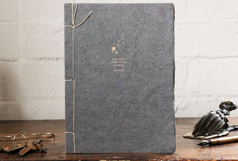 Oblation Inspiration Journal - Whitman