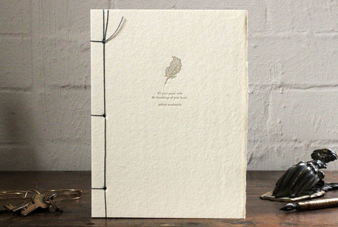 Oblation Inspiration Journal - Wordsworth