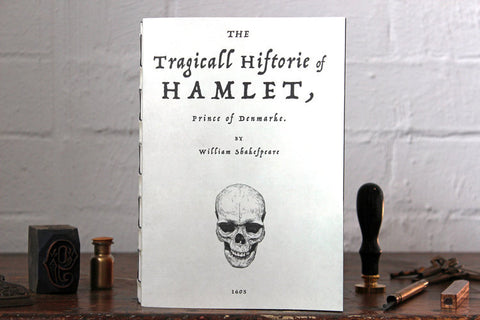 Slow Design Libri Muti Notebook - Hamlet