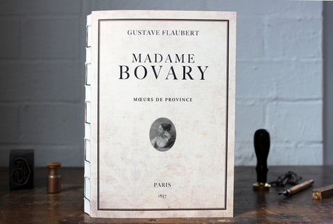 Slow Design Libri Muti Notebook - Madame Bovary