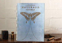Slow Design Libri Muti Notebook - Naturalis Historiae