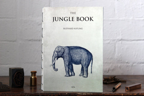 Slow Design Libri Muti Notebook - The Jungle Book