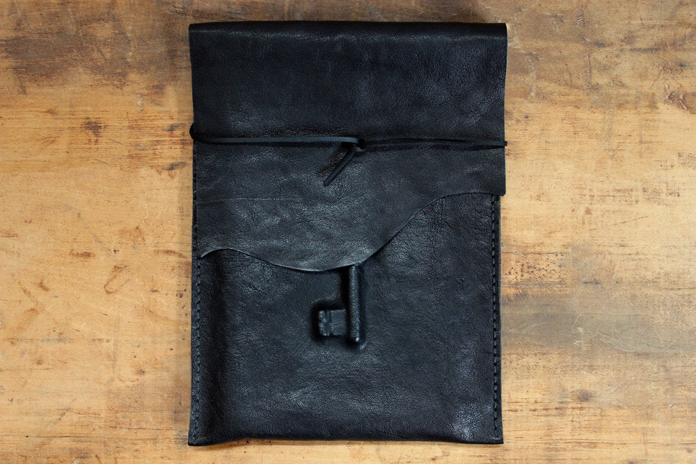 Slow Design Leather - Key Pochette