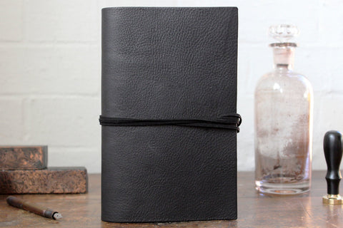 Slow Design Leather - Vegetable Tanned Notebook
