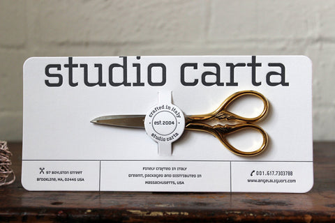 Studio Carta Scissors - Lion's Tail