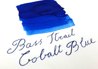 Van Dieman's Ink Fountain Pen Ink - Bass Strait Cobalt Blue