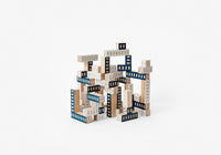 Areaware Blockitecture Architect Building Blocks - Tower