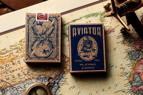 Playing Cards - Aviator