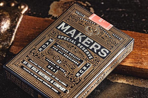 Playing Cards - Makers Blacksmith ed