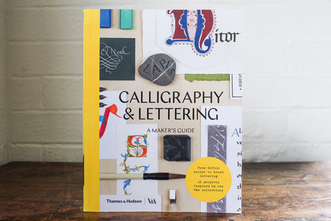 Calligraphy & Lettering