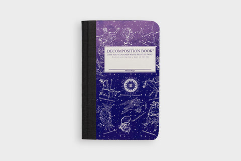 Decomposition Book Pocket - Celestial