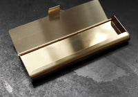 Diarge Brass Pen Case