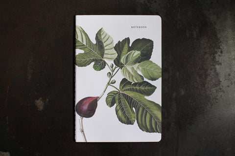 Father Rabbit Notebook - Fig