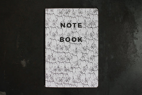 Father Rabbit Notebook - Rabbits