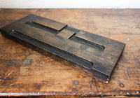 Original Wood Type - Large 'E'