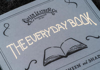 Galen Leather The Everyday Book - A5