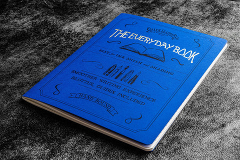 Galen Leather The Everyday Book - B5