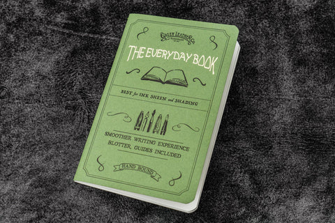 Galen Leather The Everyday Book - Pocket